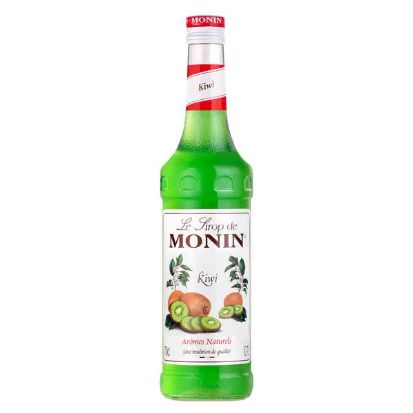 Kiwifruit syrup Monin