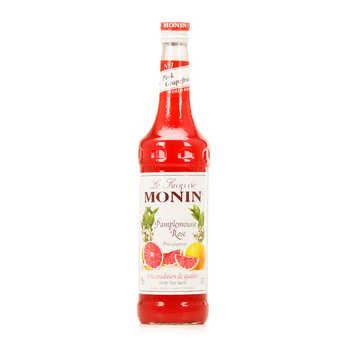 Monin - Sirop pamplemousse rose Monin
