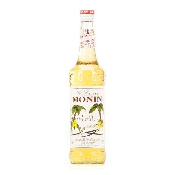 Vanilla syrup Monin