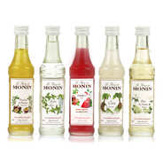 Monin - Cocktails set - 5 syrup - Monin