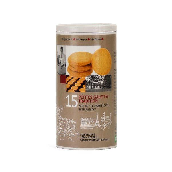 Petites galettes au beurre du Poitou