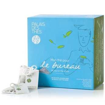 Palais des Thés - Set - My tea for the office - 48 tea bag