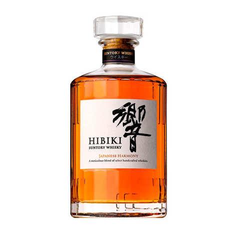 Suntory - Hibiki Japanese Harmony whisky japonais 43%