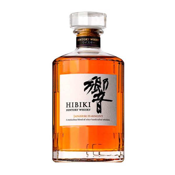 Hibiki whisky 12 ans 70cl - 43%
