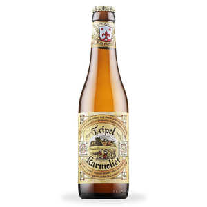 Brasserie Bosteels - Blond Triple Karmeliet Beer - 8%