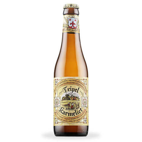 Brasserie Bosteels - Blond Triple Karmeliet Beer - 8%