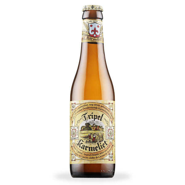 Bière Triple Karmeliet - Blonde - 8%