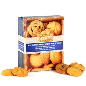 Van Strien - Butter Shortbread Biscuits