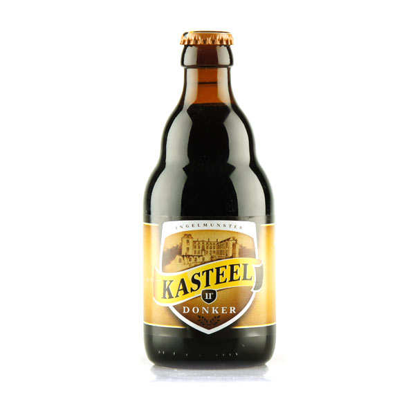 Kasteel Bier - Dark Brown Belgian Beer - 11%