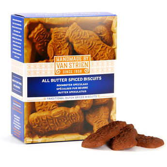 Van Strien - Butter Speculoos biscuits