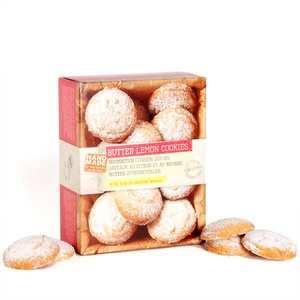 Van Strien - Butter Lemon Cookies