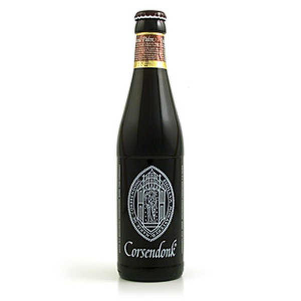 Bière corsendonk pater - brune - 7,5% - bouteille 33 cl