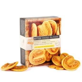 Van Strien - Palmiers apéritifs au beurre et Gouda