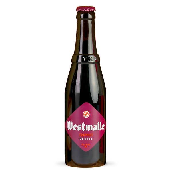 Westmalle Trappist Dubbel - bière belge ambrée - 7%