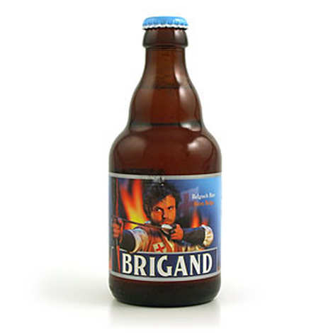 Brasserie Van Honsebrouck - Bière Brigand - Blonde forte