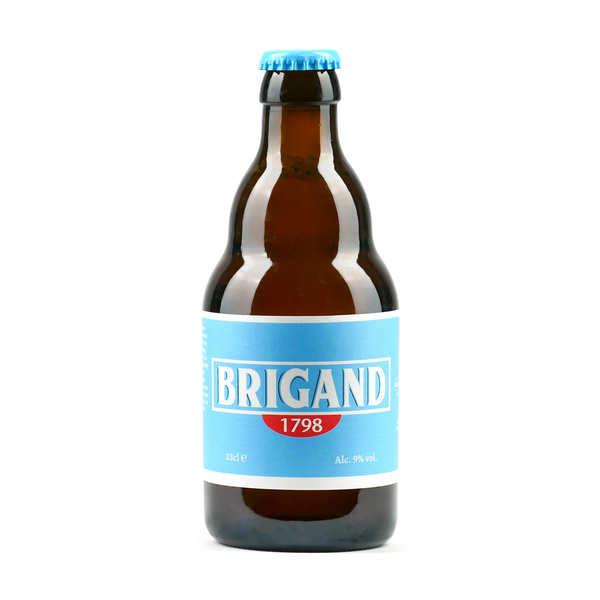 Bière Brigand - Blonde forte