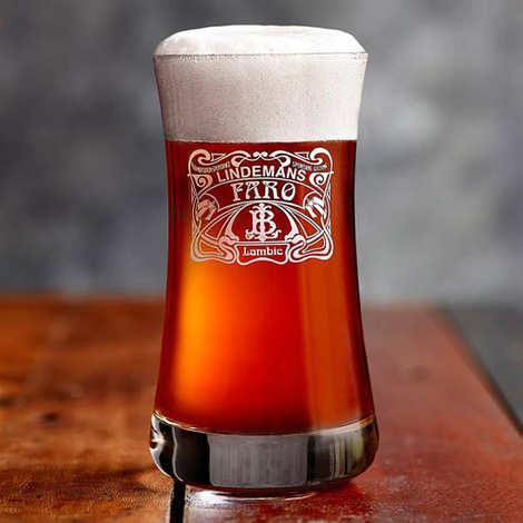 Brasserie Lindemans - Lindemans Faro Lambic - Red Belgian Beer - 4.5%