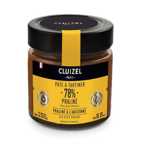Michel Cluizel - Pâte à tartiner praliné 78% Michel Cluizel