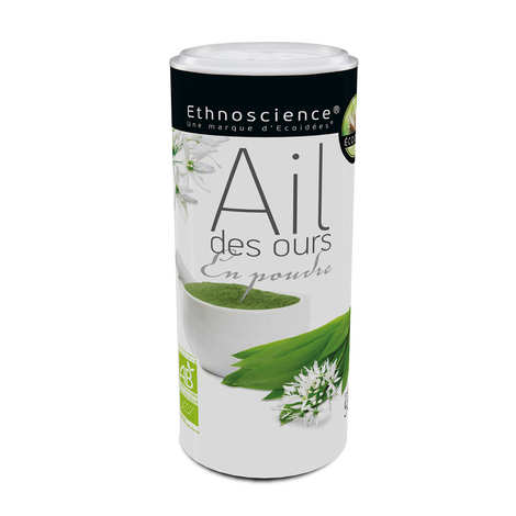 Ethnoscience - Organic wild garlic powder