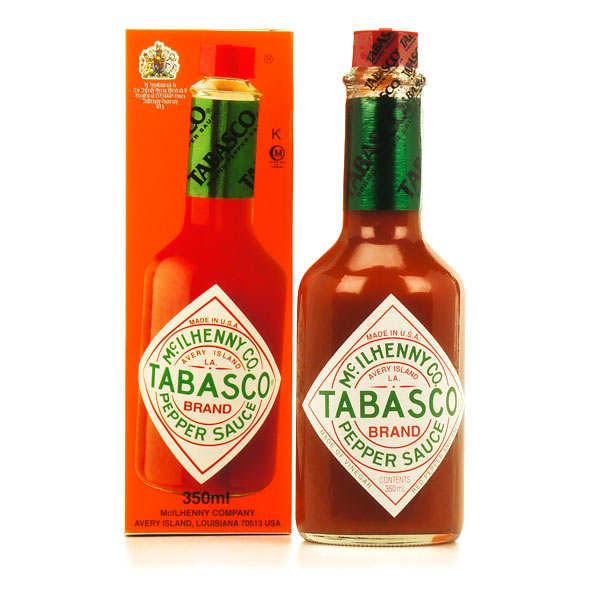 Tabasco red sauce - 350ml bottle