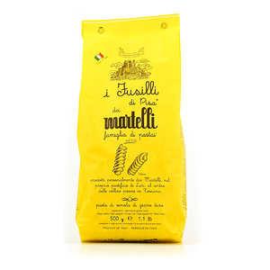 Pâtes Martelli - Fusilli de Pise Martelli