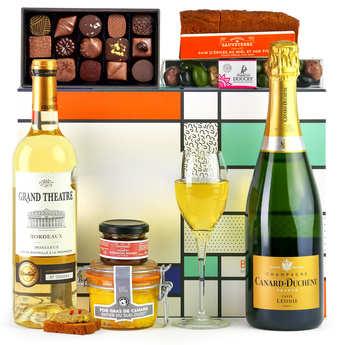 BienManger paniers garnis - Gourmet Feast Gift Hamper
