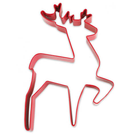 ScrapCooking ® - Large Reindeer Cutter