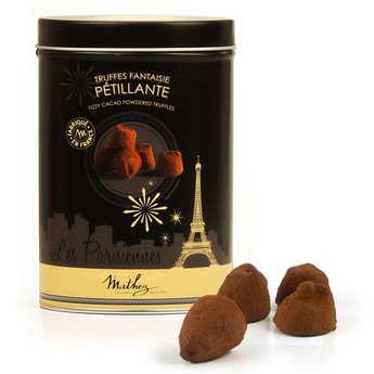 Chocolat Mathez - Chocolate Truffles with Popping Candy