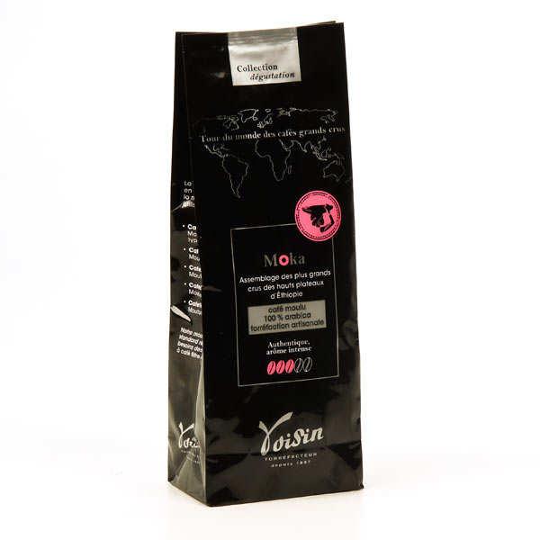 100% Arabica Ground Mocha Coffee - Strength 3/5