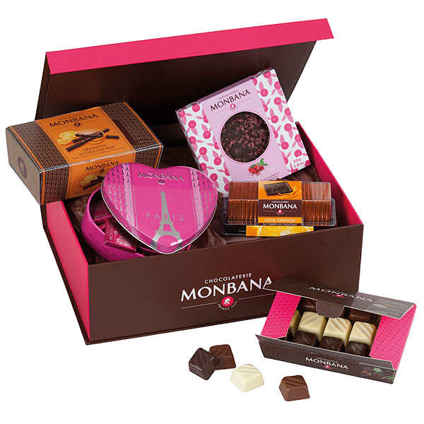 Prestige Selection Chocolate Gift Box