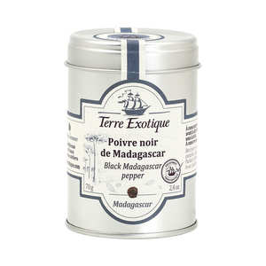 Terre Exotique - Madagascan Black Pepper