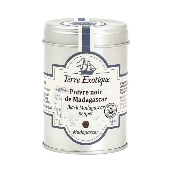 Madagascan Black Pepper