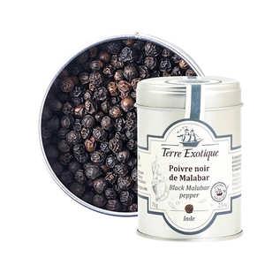 Terre Exotique - Malabar Black Pepper - 70g