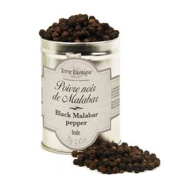 Terre Exotique - Malabar Black Pepper - 70g