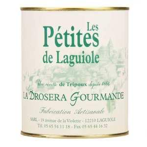 La Drosera gourmande - Pétites de Laguiole (Tripoux)