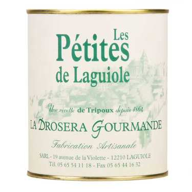Pétites de Laguiole - Traditional French Tripe Dish