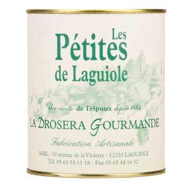 Pétites de Laguiole (Tripoux)