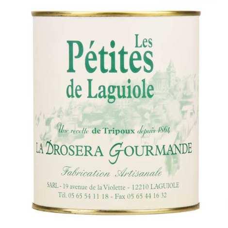 La Drosera gourmande - Pétites de Laguiole - Traditional French Tripe Dish