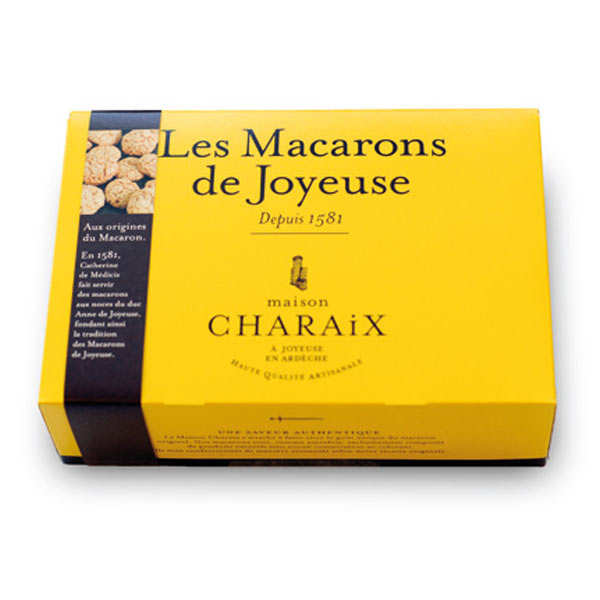 'Les Macarons de Joyeuse' by Charaix