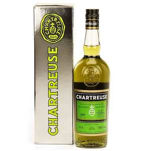 Les caves de la Chartreuse - Green Chartreuse - 55%