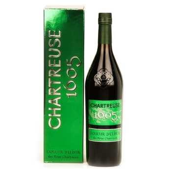 Les caves de la Chartreuse - Chartreuse 1605 - Liqueur of elixir - 56%