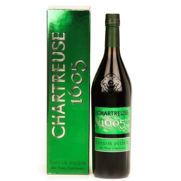 Chartreuse 1605 - liqueur d'Elixir - 56%
