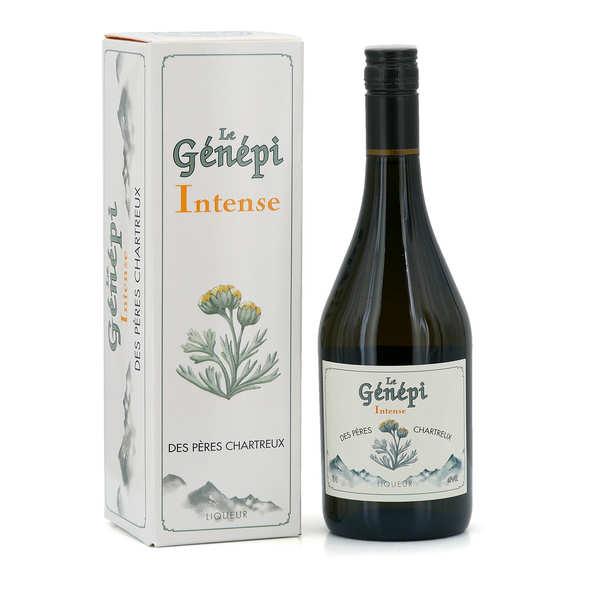 Génépi des Pères Chartreux - cuvée intense - 40%