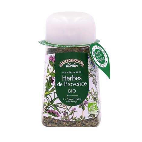 Provence d'Antan - Herbes de Provence Bio - cultivées en Provence