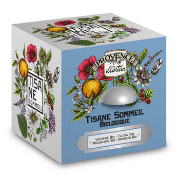Provence d'Antan - Organic Bedtime Tea from Provence