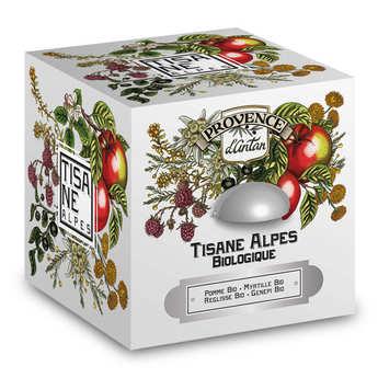 Provence d'Antan - Tisane des Alpes bio