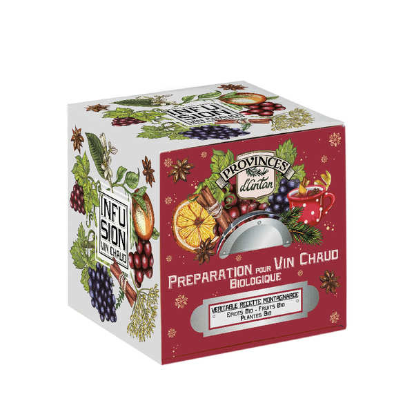 Mulled Wine Spice Blend from Provence - Provence d'Antan