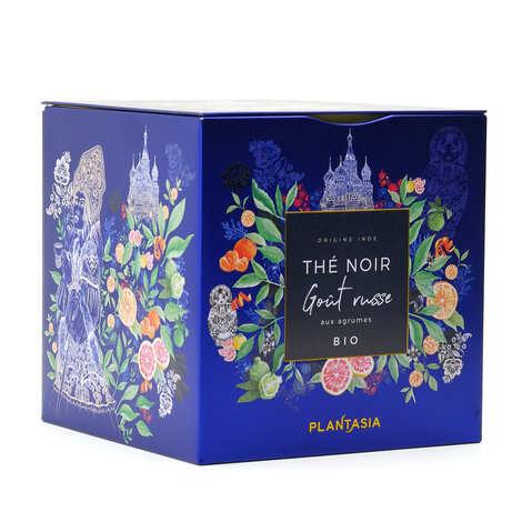 Plant'asia - Organic Darjeeling Tea - Russian blend