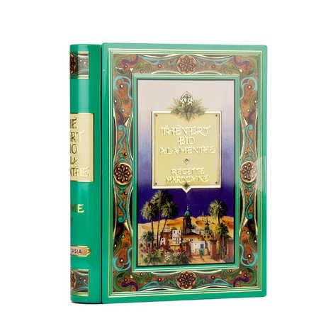 Plant'asia - Thé vert bio à la menthe