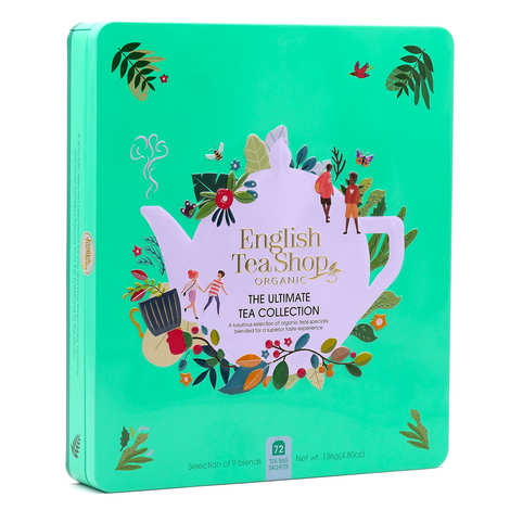 English Tea Shop - Premium Collection of Hand Picked Teas
